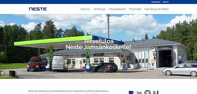 Neste Jamsankoski W640