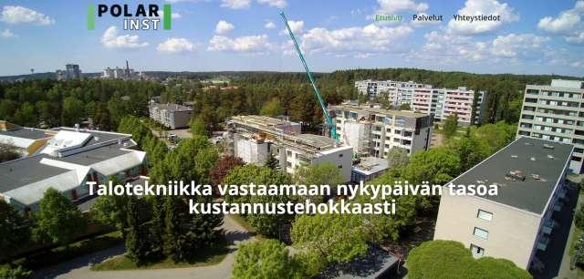 Rakennustoimisto Polarinst W640
